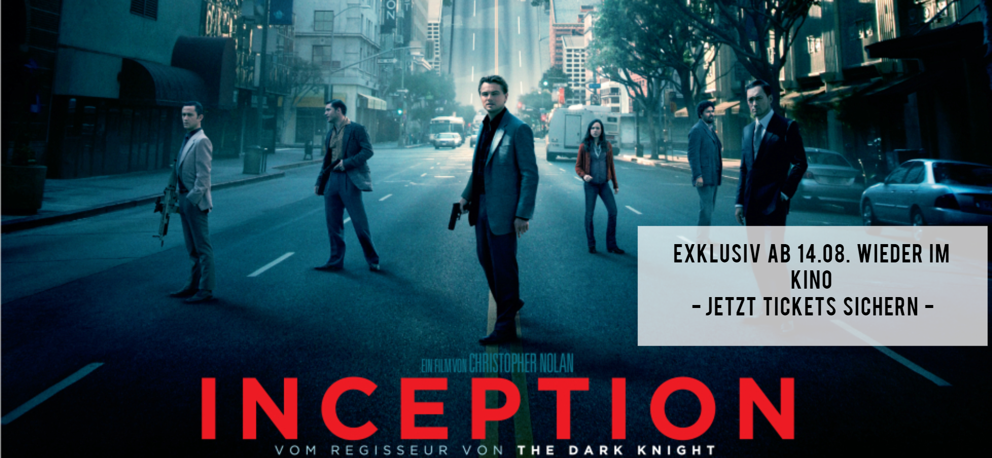 Inception Re-release